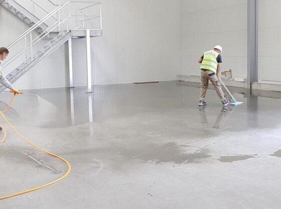 Gulvmaling på beton