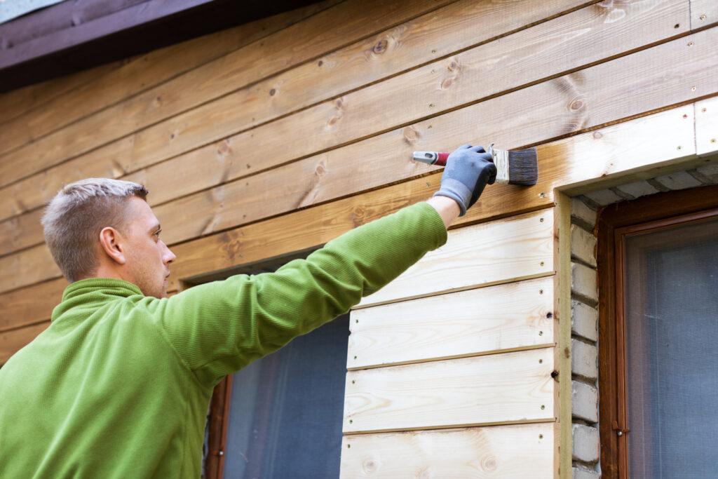 træbeskyttelse