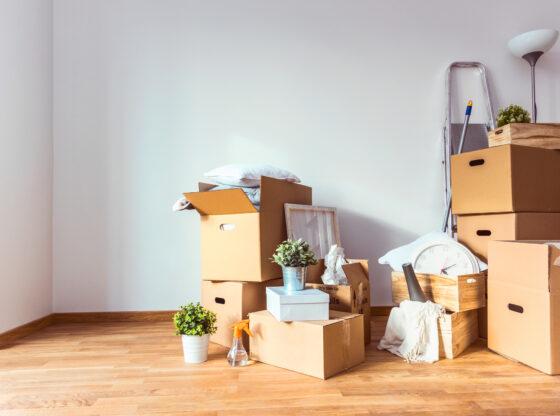 maling af lejlighed ved fraflytning