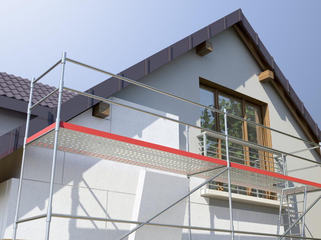 maling af hus udvendig