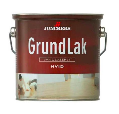 Junckers Hvid Lak