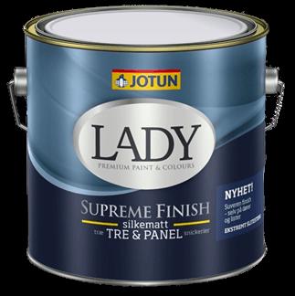 LADY Supreme Finish
