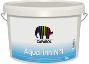 Caparol Aqua-inn Vandfortyndbar Isolermaling Hvid