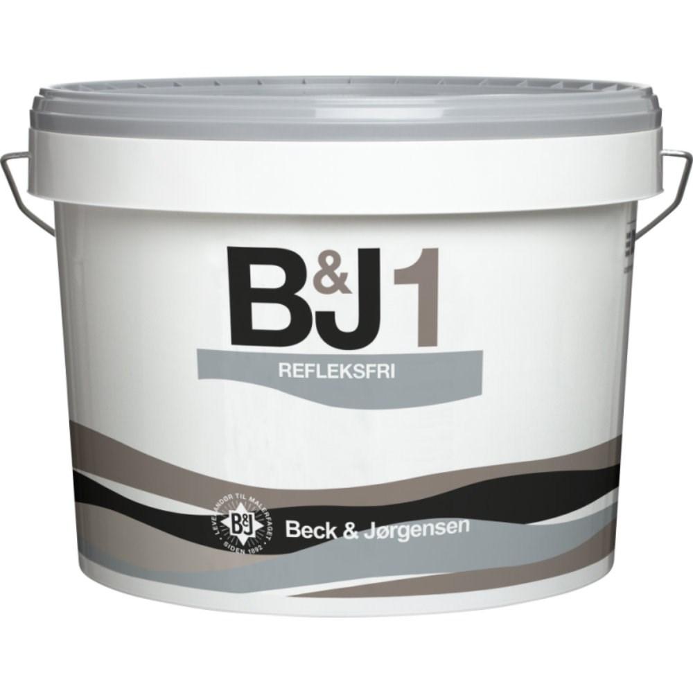 B&J 1 Refleksfri Loftmaling til gipsloft